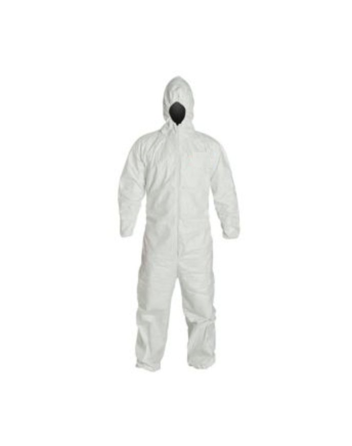 Body Coverall Comfort Fit Design